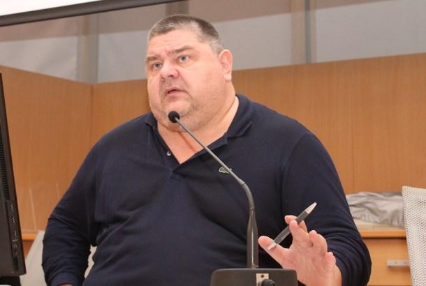 Ekološki aktivist i čelnik Udruge Eko Kvarner Vjeran Piršić (Foto: Tris/H. Pavić)