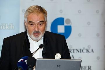 Predsjednik Obrtničke komore Šibensko-kninske županije Ante Mihić