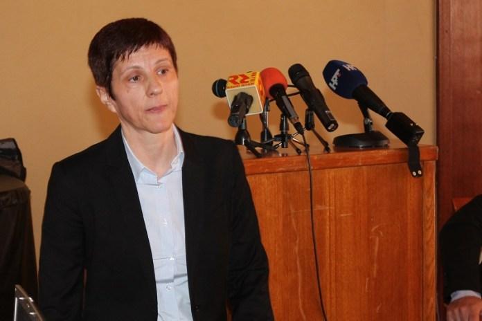 Vijećnica Vlatka Duilo smatra da je protivljenje bušenju Jadrana licemjerno (Foto: Tris/H. Pavić)