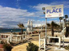 Plaža i The Place