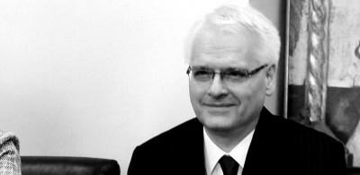 Portret tjedna/Ivo Josipović, bivši predsjednik RH:  Vaso zna gdje mu je mjesto, a vi?