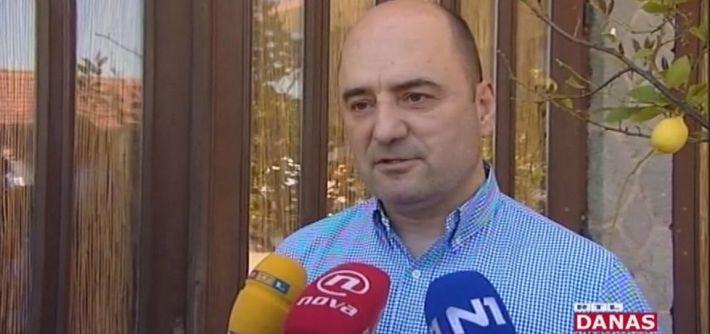 Čelnik Izbornog stožera (foto Facebook-printscreen RTL)