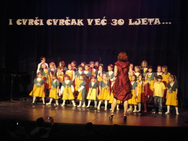U Cvrčku je pjevalo tisuću djece: Jedini cvrčak koji 30 godina pjeva – ljeti i zimi