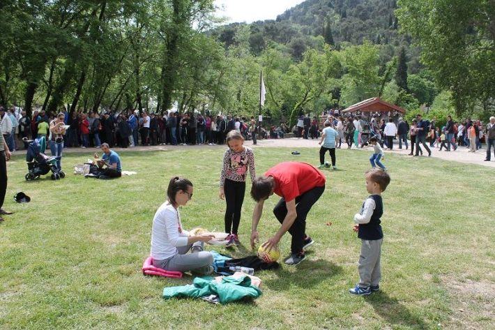 Proslava 1. svibnja u NP krka (Foto Tris - H. Pavić) (3)