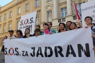 S.O.S. za Jadran: Ispravak netočnog navoda – Hrvatski sabor mora zaštititi Jadran!