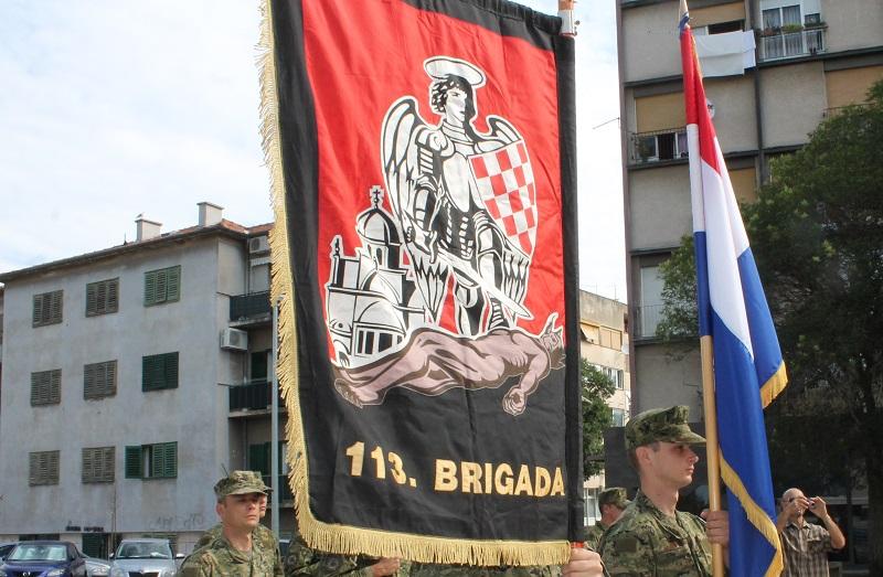 Obljetnica – Čast, ponos i zadovoljstvo bilo je biti pripadnik 113. šibenske brigade HV-a