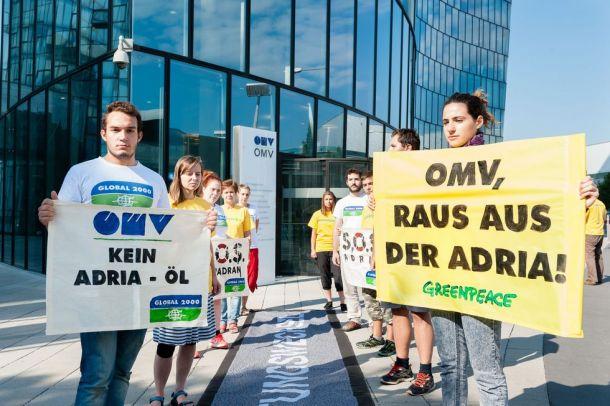 Što je tim Austrijancima pa se bore za Jadran - foto:  GLOBAL 2000/Christoph Liebentritt