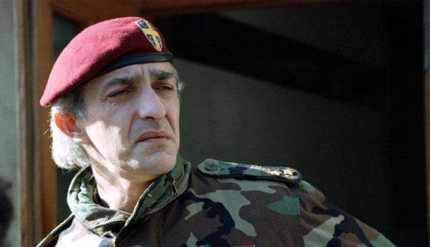 Dragan Vasiljković - 'Kapetan Dragan' - ratna fotografija