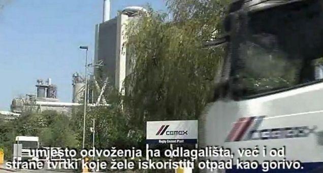 Isječak iz propagandog CEMEX-ovog filma (foto: YouTube printscreen)