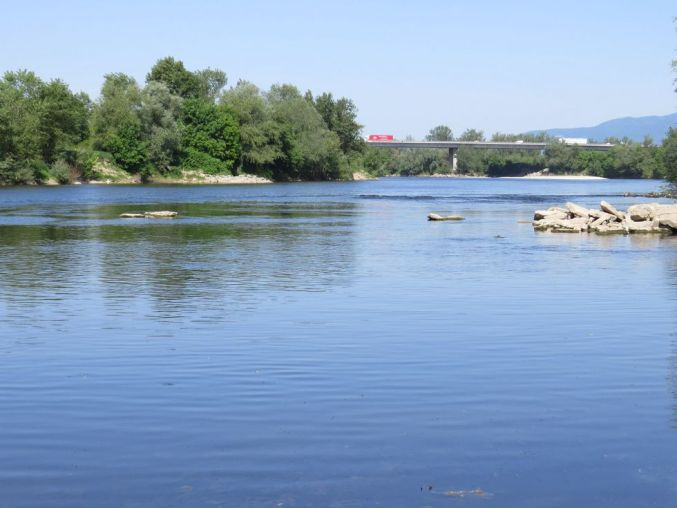 Rijeka Sava (foto Tibor Mikuška)