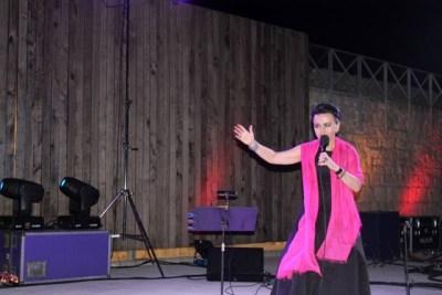 Amira Medunjanin sinoć u Šibeniku