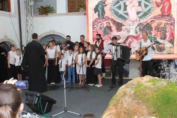 Manastir Krka - 400. obljetnica bogoslovije (Foto: Tris/H. Pavić)