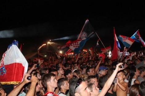 Marko Perković Thompson - koncert u Kninu (Foto H. Pavić) (20)