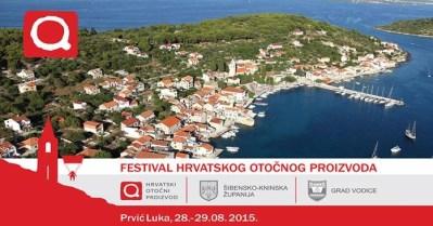 Treći HOP u petak i subotu u Prvić Luci – osam izlagača otočnih proizvoda iz županije
