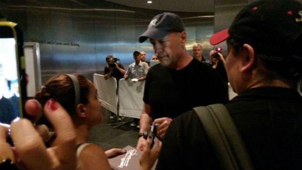 Bruce Willis kao takav