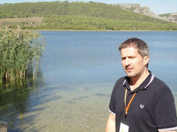 Oduševljeni producwent Becker: Prekrasno 360 stupnjava uokolo (foto TRIS/GŠ)