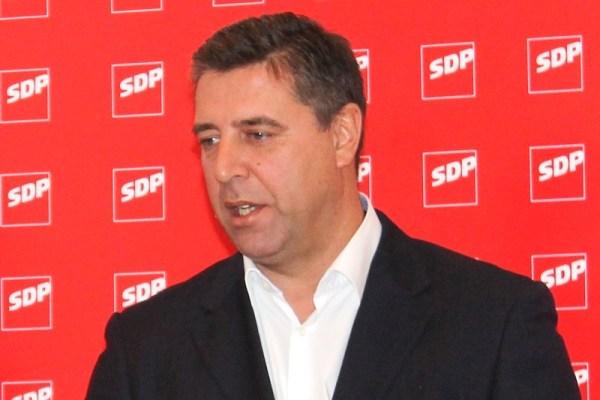 Predsjednik GO SDP-a i Saborski zastupnik Franko Vidović (Foto: Tris/H. Pavić)