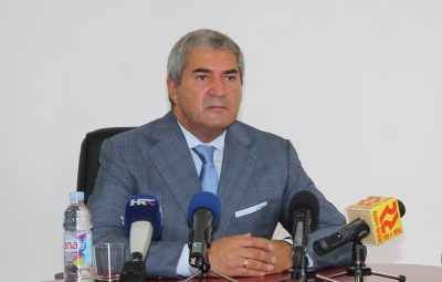 Igor Shamis -  TLM -Konferencija za novinare 18. rujna
