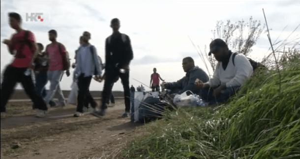 Izbjeglice (Printscreen HRT)