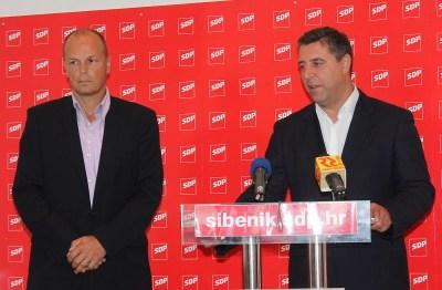 Franko Vidović: 'HDZ-ova gradska vlast i Tomislav Karamarko osramotili su Šibenik'