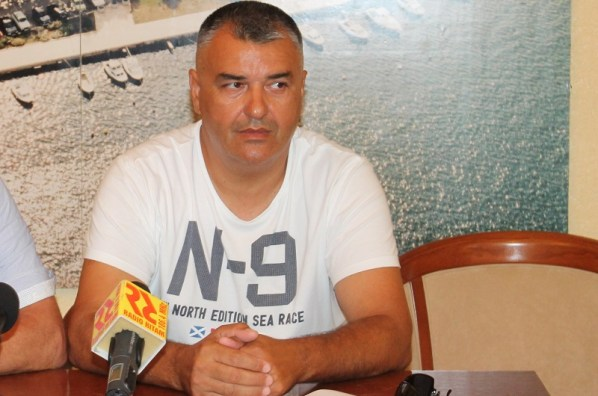 Nositelj nezavisne liste Neven Mikulandra (Foto: Tris/H. Pavić)