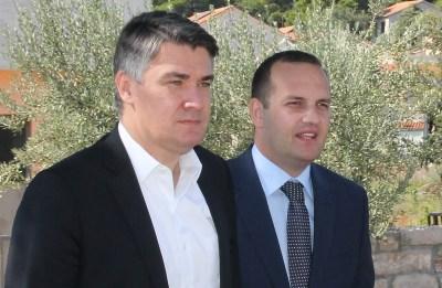 Milanović u Tisnom: HNB igra ziheraški, ali banke su spekulirale i muljale, neka to plate