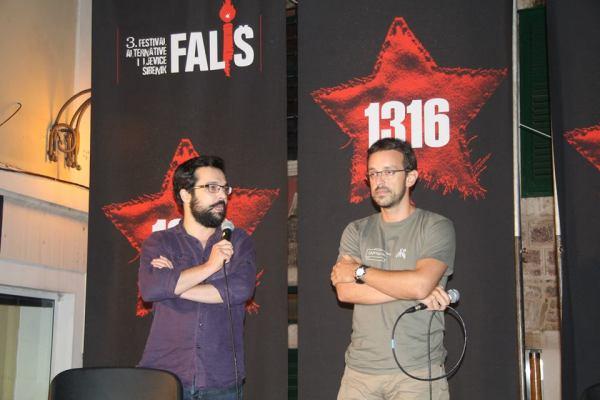 Igor Štiks i Aris Chatzistefanou (Foto: Jozica Krnić)