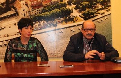 Diana ferić i Goran Prgin (Foto: Tris/H. Pavić)