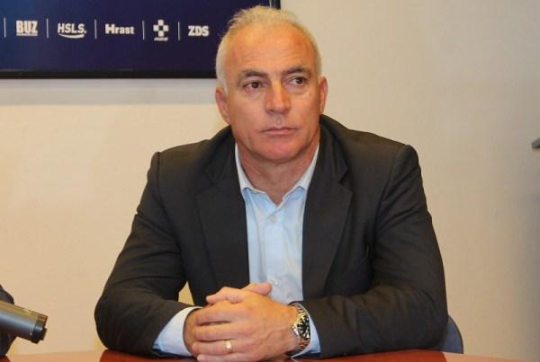 Šibensko-kninski župan Goran Pauk (Foto: Tris/H. Pavić)
