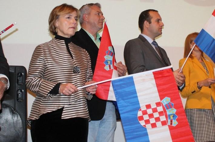 Hrvatska raste u šibenskom kazalištu -SDP - Zoran Milanović (Foto H. Pavić) (18)