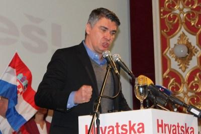 Zoran Milanović (Foto: Tris/H. Pavić)