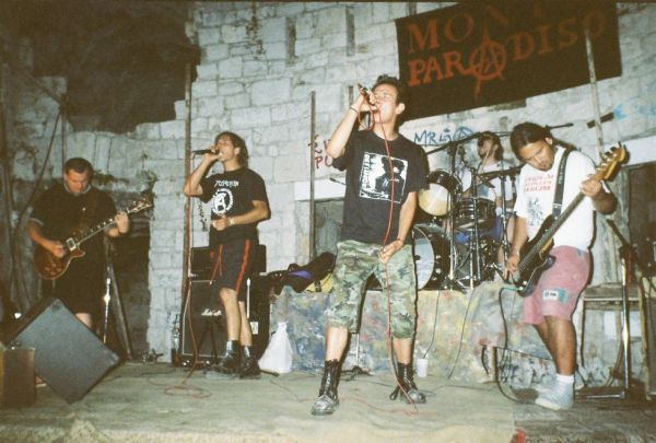 Nula, najutjecaniji hrvatski punk sastav iz devedesetih (Foto: Facebook)