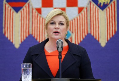 Kolinda Grabar Kitarović (Foto: HINA/Damir Senčar)