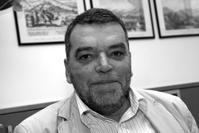 Milivoj Zenić (Foto: knjiznica-sibenik.hr)