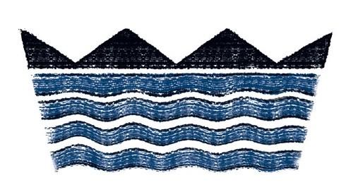 Logotip Kuće okrunjenog mora