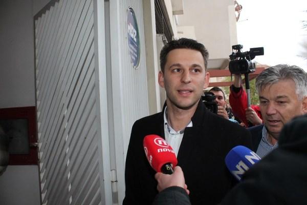 Božo Petrov (Foto H. Pavić)