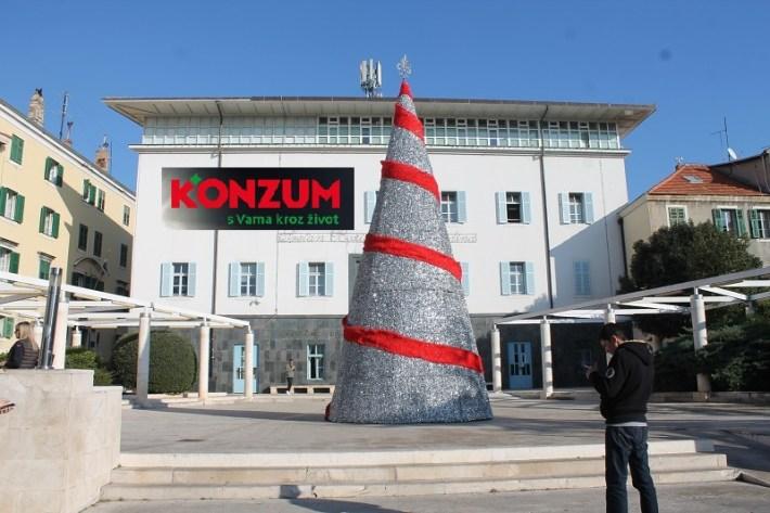 Grad Šibenik Konzum