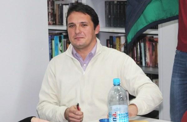 Načelnik Općine Murter - Kornati Ivan Božikov (HSS-HDZ) (Foto: H. Pavić)