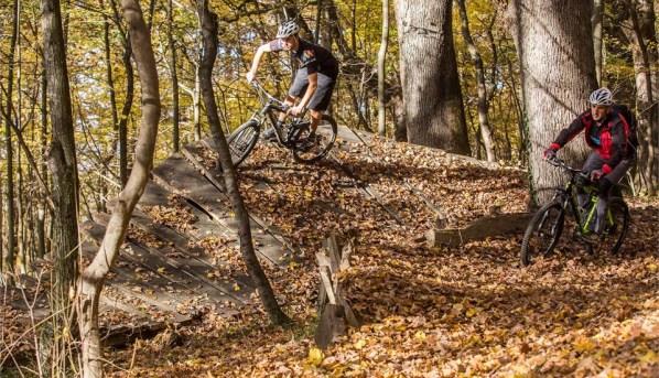 Biciklom kroz pakračku šumu