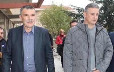 Tomislav Karamarko u Šibeniku: Susret s upravom Impol TLM-a, županom i gradonačelnicima, nema stranačkog sastanka