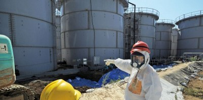 Nuklearka Fukushima/ Foto;Kyodo News-Pool/AP Photo
