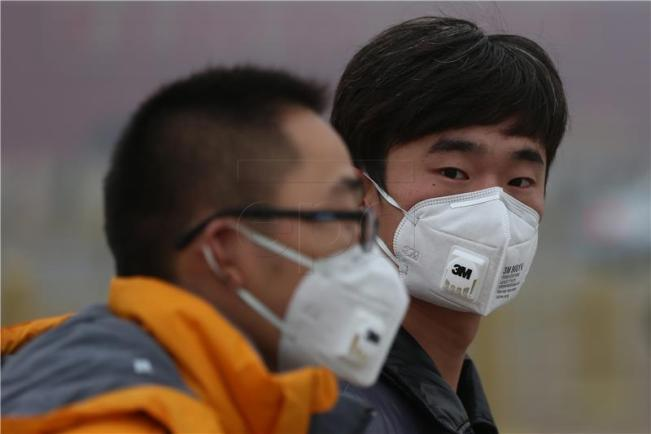 U Pekingu moraju disati, pa nemaju vremena za pregovore, sporazume itd (foto HINA)