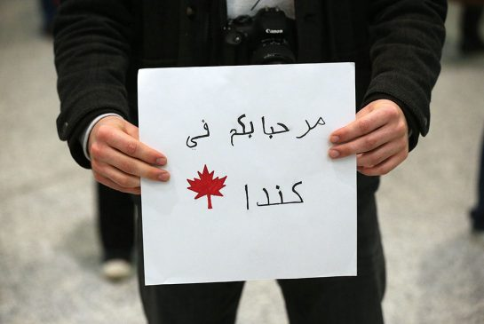Kanada otvorila srce sirijskim izbjeglicama