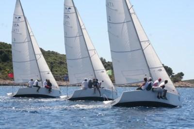 Flotna regata u Šibeniku otvara jedriličarsku sezonu 2016.