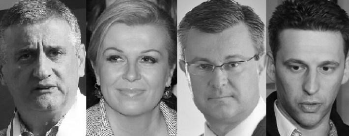 Karamarko-Kolinda-Orešković-Petrov