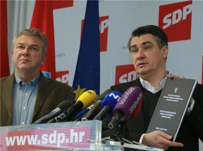 Z. Milanović danas (foto HINA)