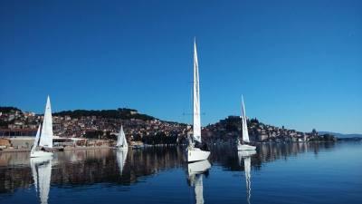 Ekipa Murter Sailing Teama pobjednici flotne regate u Šibeniku