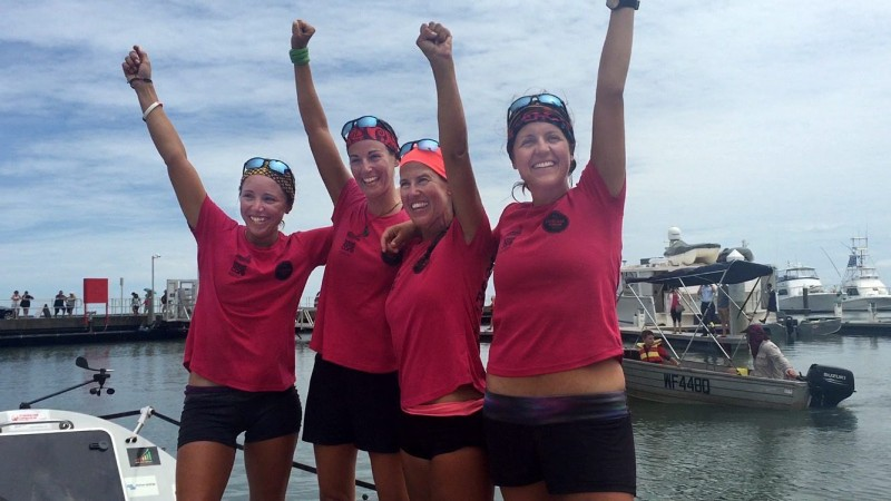 Četiri žene preveslale Tihi ocean