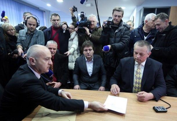 Ministar Crnoja preuzeo Ministarstvo branitelja