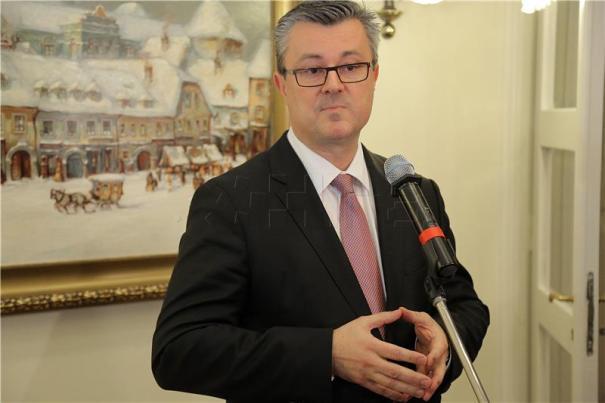 Premijer Tim Orešković (Foto Hina)